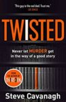 ShortBookandScribes #BookReview – Twisted by Steve Cavanagh @SSCav @orionbooks @Tr4cyF3nt0n #ThisBookIsTwisted #BlogTour