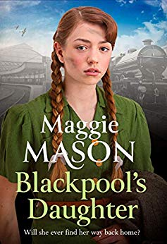 ShortBookandScribes Paperback #PublicationDay #BookReview – Blackpool's Daughter by Maggie Mason @Authormary @LittleBrownUK #BlogTour