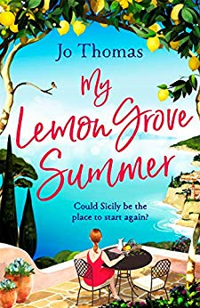 ShortBookandScribes #BookReview – My Lemon Grove Summer by Jo Thomas