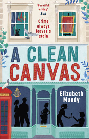 ShortBookandScribes #BlogTour #GuestPost by Elizabeth Mundy, Author of A Clean Canvas @ElizabethEMundy @rararesources #Giveaway