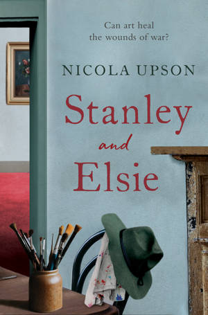 ShortBookandScribes #BookReview – Stanley and Elsie by Nicola Upson @nicolaupsonbook @Duckbooks #BlogTour