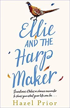 ShortBookandScribes #BookReview – Ellie and the Harp Maker by Hazel Prior @haveAharp @TransworldBooks #RandomThingsTours #BlogTour