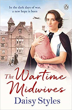 ShortBookandScribes #BlogTour #Extract from The Wartime Midwives by Daisy Styles @MichaelJBooks @PenguinUKBooks
