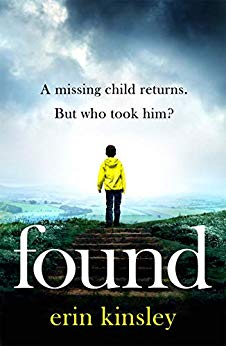 ShortBookandScribes #BookReview – Found by Erin Kinsley @headlinepg #RandomThingsTours #BlogTour