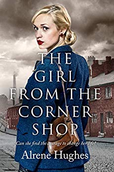 ShortBookandScribes #BookReview – The Girl From the Corner Shop by Alrene Hughes @alrenehughes @aria_fiction @HOZ_Books #BlogTour