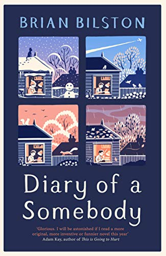 ShortBookandScribes #BookReview – Diary of a Somebody by Brian Bilston