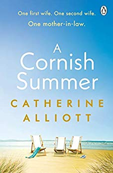 ShortBookandScribes #BookReview – A Cornish Summer by Catherine Alliott @MichaelJBooks #BlogTour