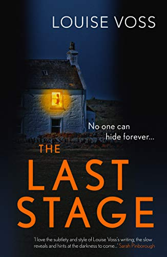 ShortBookandScribes #BookReview – The Last Stage by Louise Voss @OrendaBooks #BlogTour #RandomThingsTours