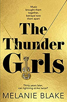 ShortBookandScribes #BlogTour #GuestPost by Melanie Blake, Author of The Thunder Girls @MelanieBlakeUK @panmacmillan @ed_pr #TheThunderGirls