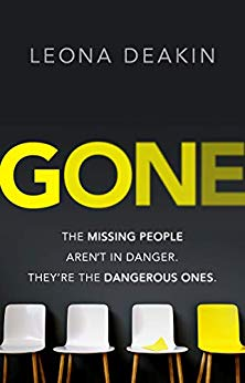 ShortBookandScribes #BookReview – Gone by Leona Deakin @TransworldBooks #RandomThingsTours #BlogTour