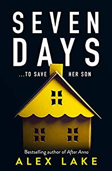 ShortBookandScribes #BookReview – Seven Days by Alex Lake