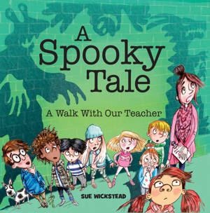 ShortBookandScribes #BookReview – A Spooky Tale by Sue Wickstead @JayJayBus @rararesources #giveaway #BlogTour #ChildrensBooks
