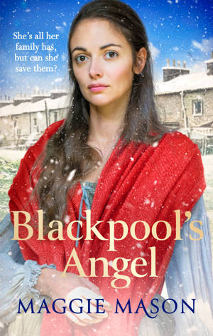 ShortBookandScribes #BookReview – Blackpool's Angel by Maggie Mason @Authormary @BooksSphere #BlogTour