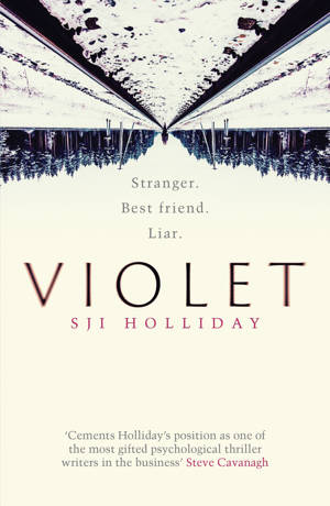 ShortBookandScribes #BookReview – Violet by SJI Holliday @OrendaBooks #RandomThingsTours #BlogTour