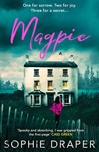 ShortBookandScribes #BookReview – Magpie by Sophie Draper @AvonBooksUK #BlogTour