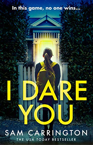 ShortBookandScribes #BookReview – I Dare You by Sam Carrington @AvonBooksUK #BlogTour