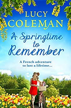 ShortBookandScribes #BlogTour #Extract and #Audio Sample from A Springtime to Remember by Lucy Coleman @BoldwoodBooks