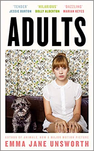 ShortBookandScribes #BookReview – Adults by Emma Jane Unsworth @BoroughPress