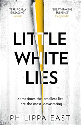ShortBookandScribes #BookReview – Little White Lies by Philippa East @HQStories #BlogTour