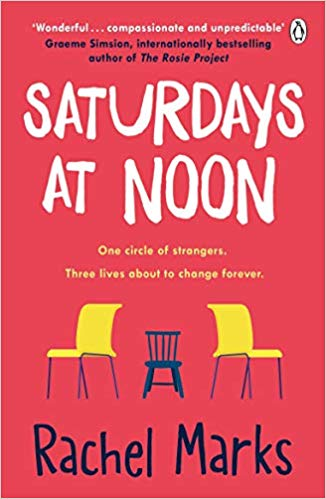 ShortBookandScribes #BookReview – Saturdays at Noon by Rachel Marks @MichaelJBooks #BlogTour