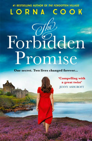 ShortBookandScribes #BookReview – The Forbidden Promise by Lorna Cook @AvonBooksUK #BlogTour