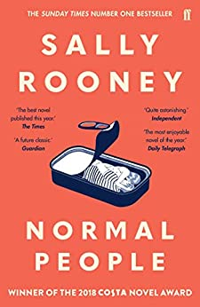 ShortBookandScribes #BookReview – Normal People by Sally Rooney