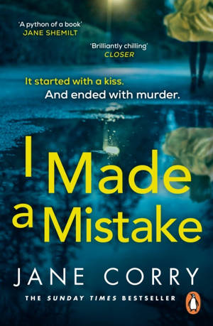 ShortBookandScribes #BookReview – I Made a Mistake by Jane Corry @VikingBooksUK