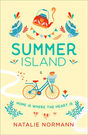 ShortBookandScribes #BlogTour #GuestPost by Natalie Normann, Author of Summer Island #RandomThingsTours