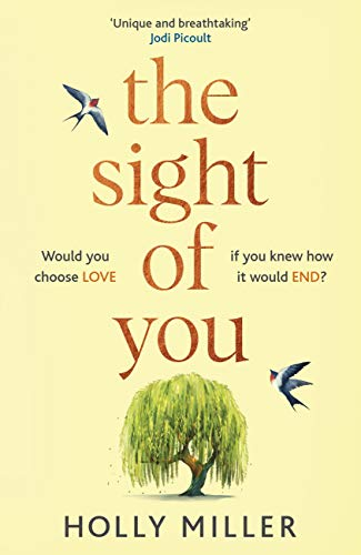 ShortBookandScribes #BookReview – The Sight of You by Holly Miller