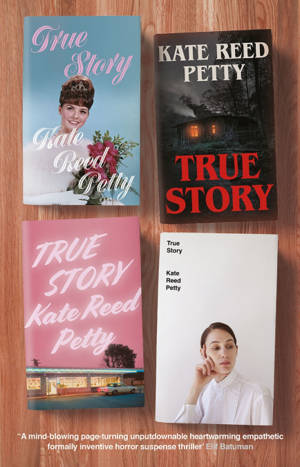 ShortBookandScribes #BookReview – True Story by Kate Reed Petty