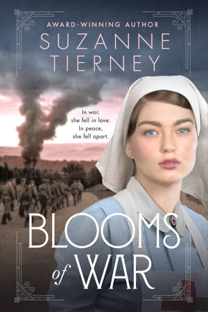 ShortBookandScribes #BlogTour #Extract from Blooms of War by Suzanne Tierney + #Giveaways!