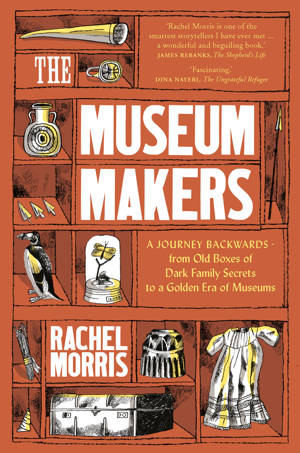 ShortBookandScribes #BookReview – The Museum Makers by Rachel Morris