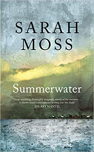 ShortBookandScribes #BookReview – Summerwater by Sarah Moss