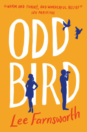ShortBookandScribes #BookReview – Odd Bird by Lee Farnsworth #BlogTour