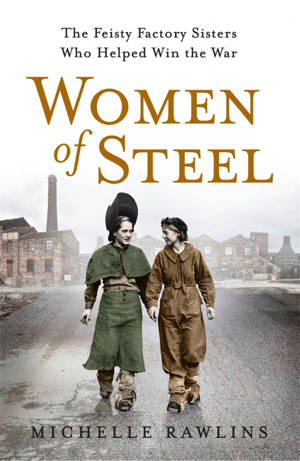 ShortBookandScribes #BookReview – Women of Steel by Michelle Rawlins
