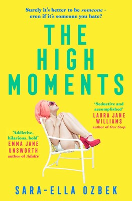 ShortBookandScribes #BookReview – The High Moments by Sara-Ella Ozbek