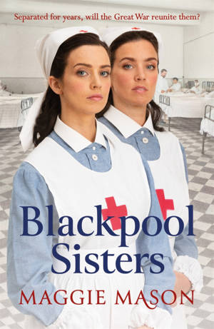 ShortBookandScribes #BookReview – Blackpool Sisters by Maggie Mason