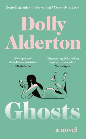 ShortBookandScribes #BookReview – Ghosts by Dolly Alderton