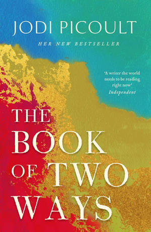 ShortBookandScribes #BookReview – The Book of Two Ways by Jodi Picoult