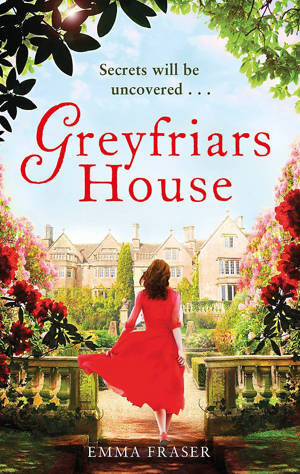 ShortBookandScribes #BookReview – Greyfriars House by Emma Fraser