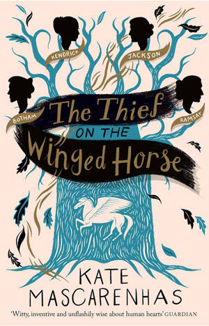 ShortBookandScribes #BookReview – The Thief on the Winged Horse by Kate Mascarenhas #BlogTour