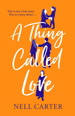 ShortBookandScribes #BookReview – A Thing Called Love by Nell Carter