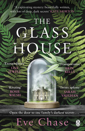 ShortBookandScribes #BookReview – The Glass House by Eve Chase